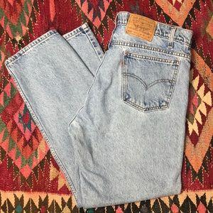 Vintage Levi's Orange Tab High Rise Mom Jeans